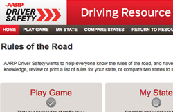 Rules of the Road Challenge