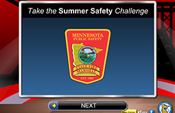 Take the Summer Safety Challenge